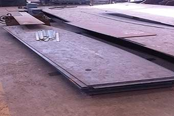 annular plate cutting for large storage tank