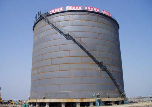 external floating roof tank