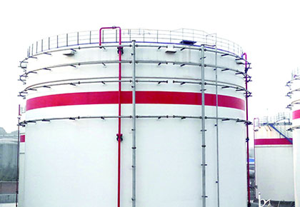 Fire Water Storage Tank