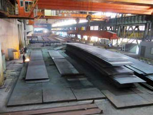 steel plate for storage tanks