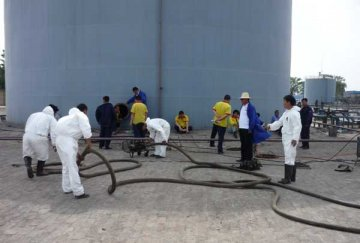 Issues should Know about Oil Storage Tank Cleaning Standard